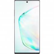 Telefon mobil Samsung Galaxy Note 10 Plus, N976, Single SIM, 512GB, 12GB RAM, 5G, Aura Glow