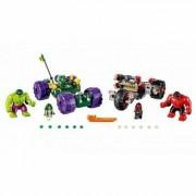 Lego Produkt z outletu: Klocki LEGO Super Heroes Hulk kontra Czerwony Hulk 76078