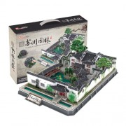 CubicFun 3D Puzzle MC-Series Classical Gardens of Suzhou - China