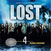 Video Delta Various Artists - Lost Season 4 - CD