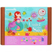 jackinthebox Under The Sea Themed Craft Kit | 3 Crafts-in-1