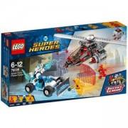 Конструктор ЛЕГО Супер Хироус - Speed Force Freeze Pursuit, LEGO DC Comics Super Heroes, 76098
