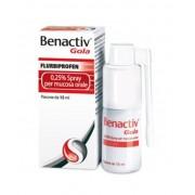 Reckitt Benckiser H.(It.) Spa Benactiv Gola Flurbiprofene 0,25% Spray Per Mucosa Orale15ml