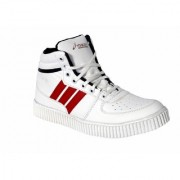 shoebook synthetic leather half boot Sneakers Casual Shoes