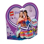 LEGO Friends, Cutia de vara in forma de inima a Emmei 41385