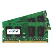 Memorie Crucial 4GB (2x2GB) SODIMM, DDR3, 1600MHz, CL11, 1.35/1.5V
