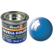 Revell Email Culoare - 32150: albastru deschis strălucitor (lumina luciu albastru)