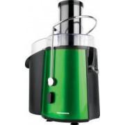 Storcator de fructe si legume Heinner XF-1000GRSP 1000 W Recipient suc 1 l Recipient pulpa 2 l 2 Viteze Tub de alimentar