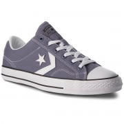 Teniși CONVERSE - Star Player Ox 160557C Light Carbon/White/Black