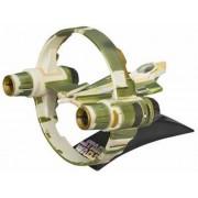 Star Wars Titanium Series Diecast Mini Kit Fisto Jedi Starfighter