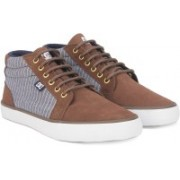 DC COUNCIL Sneakers For Men(Brown)