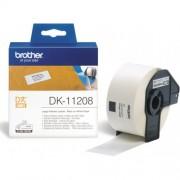 Brother DK11208 papírszalag, 38x90mm, 400 címke/tekercs
