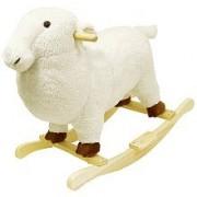 WMU HAPPY TRAILST Lamb Plush Rocking Animal