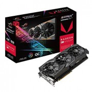Grafička kartica AMD Radeon RX VEGA 56 Asus 8GB GDDR5 HBM2/2xHDMI/2xDP/STRIX-RXVEGA56-O8G-GAMING