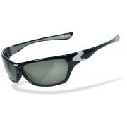 HSE SportEyes Highsider polarisierend Sonnenbrille Schwarz Einheitsgröße