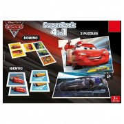 Superpack Pelicula Cars 3 - Educa Borras