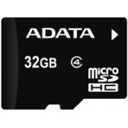 ADATA 32 GB MicroSDHC Class 4 14 MB/s Memory Card