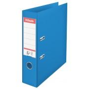Biblioraft Esselte No.1 VIVIDA, PP, 75 mm, albastru