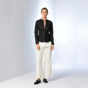 Les Copains Blazer, Top of Broek, 42 - offwhite - broek