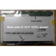 Display - ecran laptop Toshiba A210-16F model B154EW08 V1 15.4 lampa CCFL