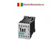 3RH1131-1AP00 CONTACTOR 6A, CU 4 CONTACTE 3 NO+1NC,TENS. BOBINA 230V AC