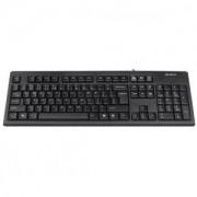 клавиатура A4 KR-83 COMFORT USB BLACK