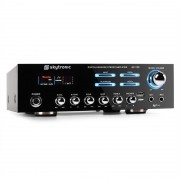 Skytronic 103.204 AV-120FM Amplificador de PA HiFi Karaoke