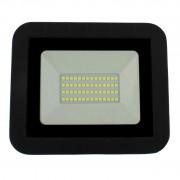 Proiector LED Well, 30 W, 2400 lm, IP65, 4000 K, Negru