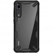 Fusion X Backcover voor Huawei P20 Pro - Zwart