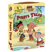 Disney Jake and the Neverland Pirates Educational Board Book Set in a Fun Carrying Case ~ Pirate Tales (First Edition; 2015)