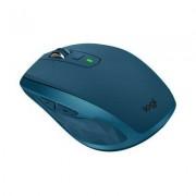 Logitech Mysz bezprzewodowa LOGITECH MX Anywhere 2S Granatowy 910-005154
