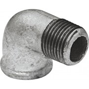 "Cot zincat 90° FI-FE 1 ¼"""