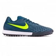Zapatos Fútbol Hombres Nike Magistax Finale II Tf-Verde