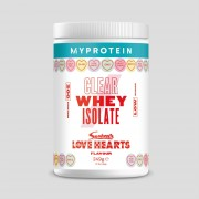 Myprotein Clear Whey Isolate – Edice Swizzels - Love Hearts