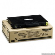 XEROX Cartridge for Phaser 6100, yellow, High-capacity (106R00682)