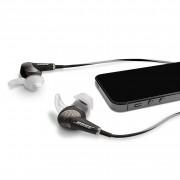 Bose QuietComfort 20i headphones - шумоизолиращи слушалки с микрофон и управление на звука за iPhone, iPad и iPod