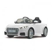 Jamara Kids Ride-on - Audi TTS Roadster bianca 2,4G 6V - bianco