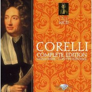 BRILLIANT CLASSICS A. Corelli - importation USA Corelli Complete Edition [CD]
