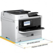 Epson WorkForce Pro WF-C5790DWF (C11CG02401) - Imprimante Couleur Multifonctions