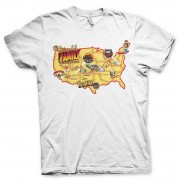 Lampoon's Vacation Roadmap T-Shirt