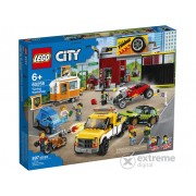 LEGO® City Turbo Wheels 60258 Radionica za podešavanje