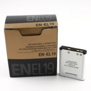 Nikon EN-EL19 Rechargeable Li-Ion Battery Compatible for Nikon