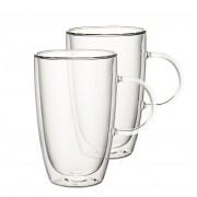 Villeroy & Boch Artesano Hot & Cold Beverages beker 45cl - 2 stuks