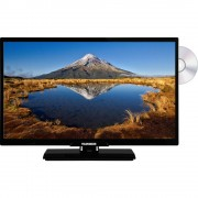 "Telefunken D24H342A LED televizor 60 cm 24 "" ATT.CALC.EEK A+ (A++ - E) DVB-T2, DVB-C, DVB-S, HD ready, DVD-Player, CI+ Crna"