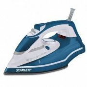 Fier de calcat SC-SI30K17 SCARLETT 2200-2400W calcare uscata albastru