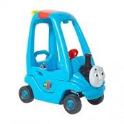 Thomas The Train Thomas & Friends Push N Play Ride-On, Blue/Red/Black
