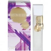 Justin Bieber Collector Eau de Parfum para mulheres 100 ml