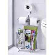 Suport pentru reviste si hartie igienica