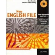 OXFORD New English File Upper Intermediate Multipack B - Clive Oxenden