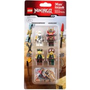 Lego Ninjago Minifigure Set Masters of Spinjitzu